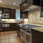 Luxury Kitchen With Granite