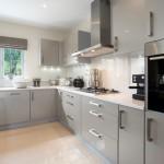 Flat Beautiful Kitchen